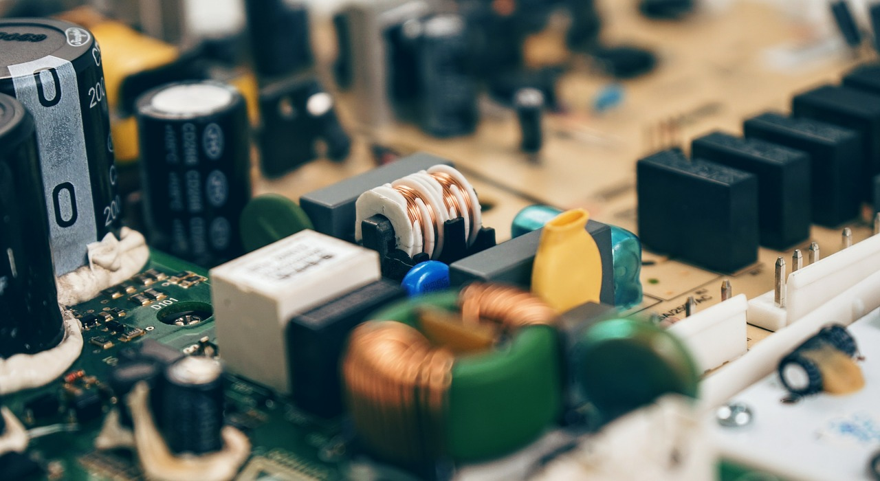 Circuitcircuit Boardresistorcomputertechnology Free Photo From Circuit Board With Components Royalty Stock Photos Image Resistor