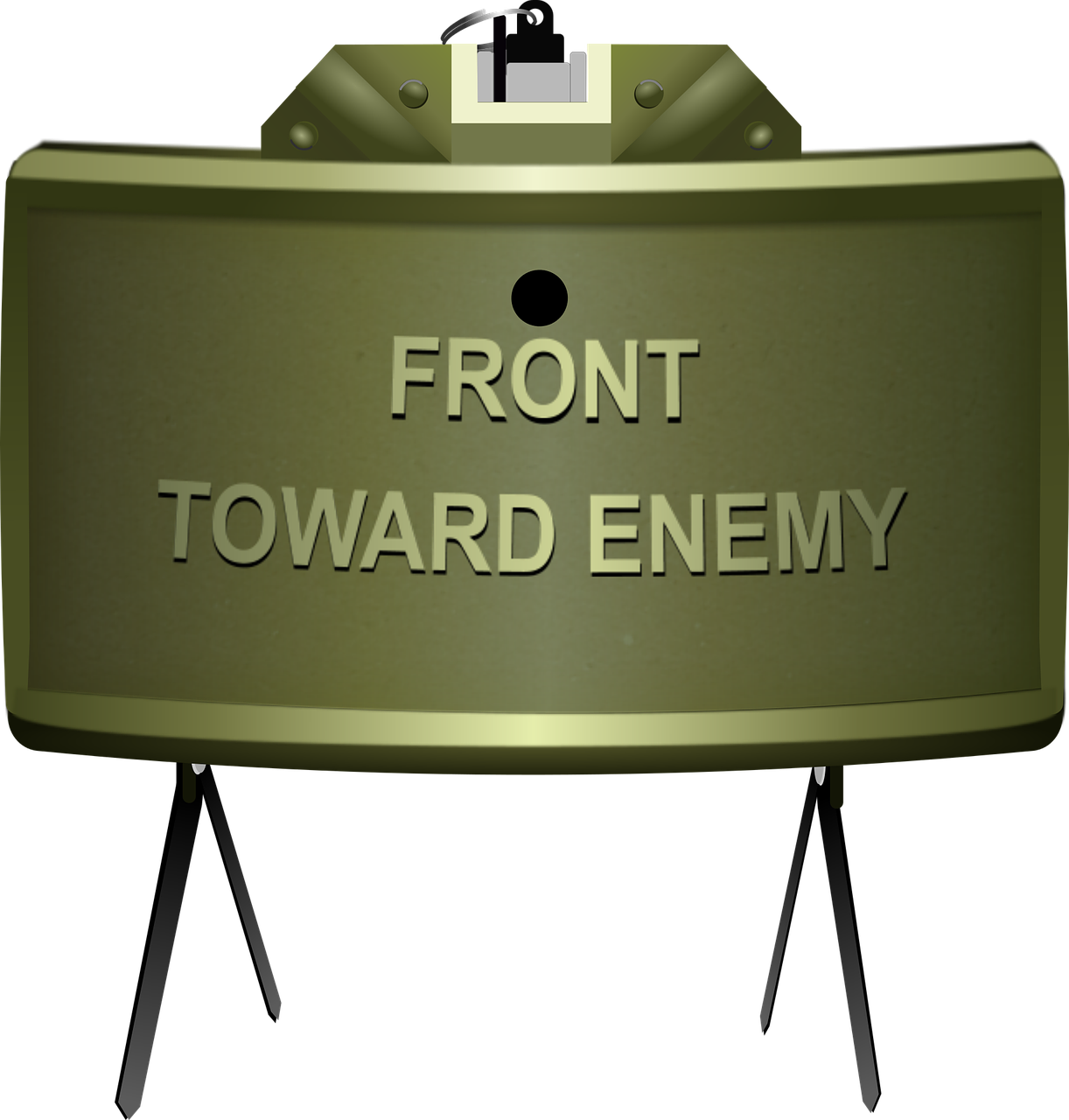 claymore mine army free photo