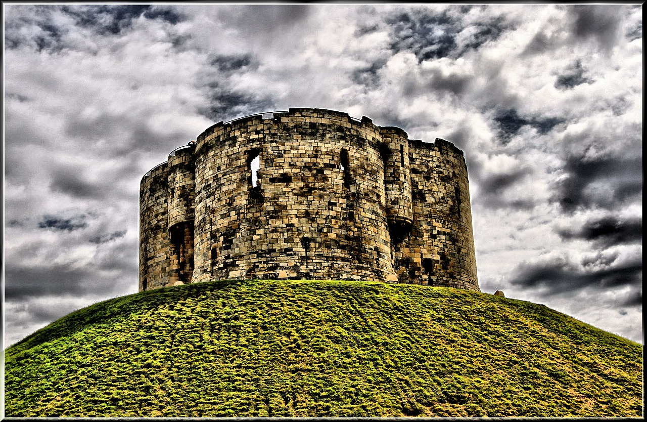 cliffords tower york free photo