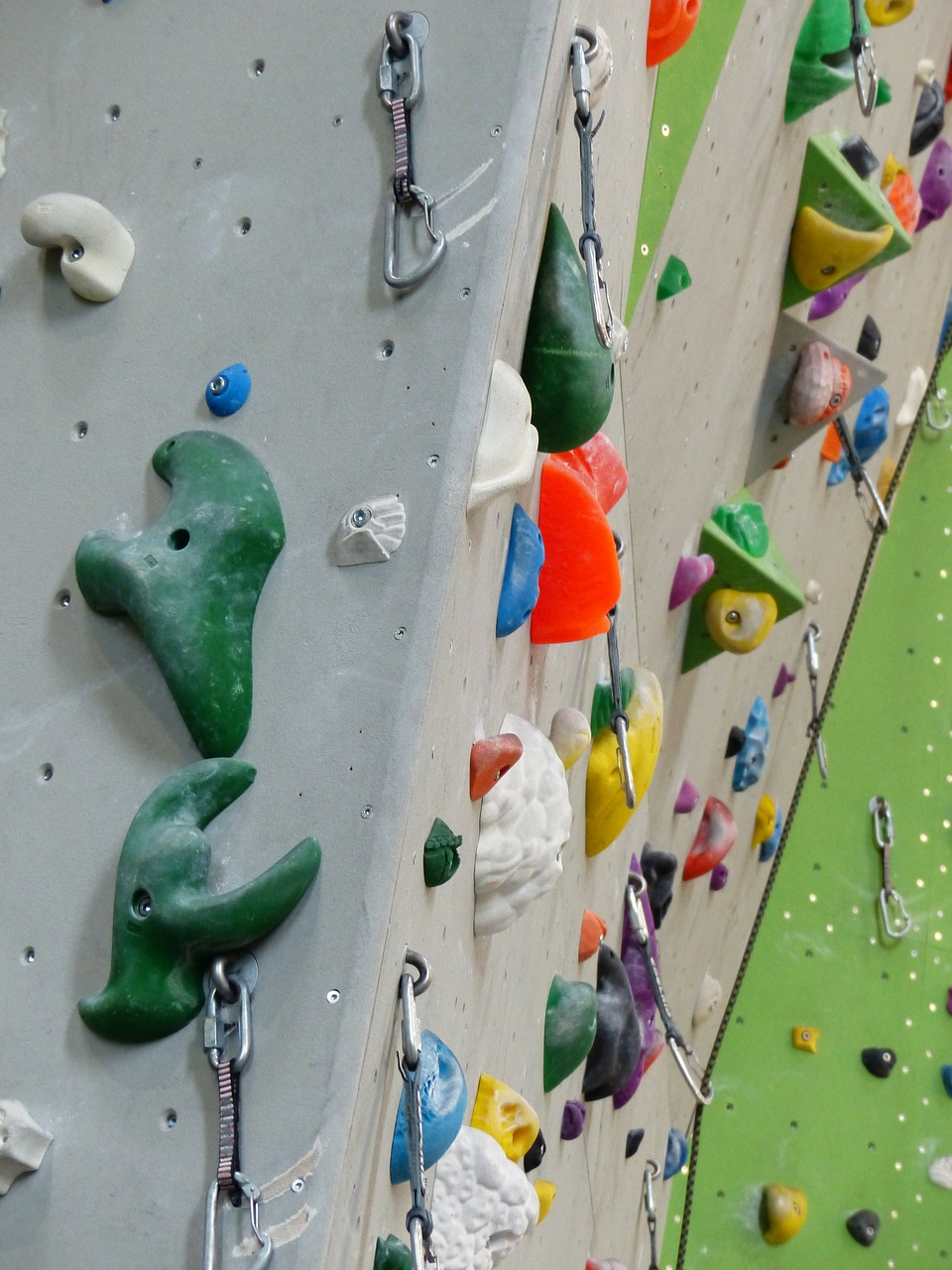 climbing holds colorful color free photo