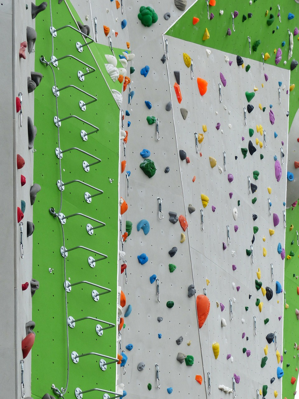 climbing wall step ladder step treads free photo