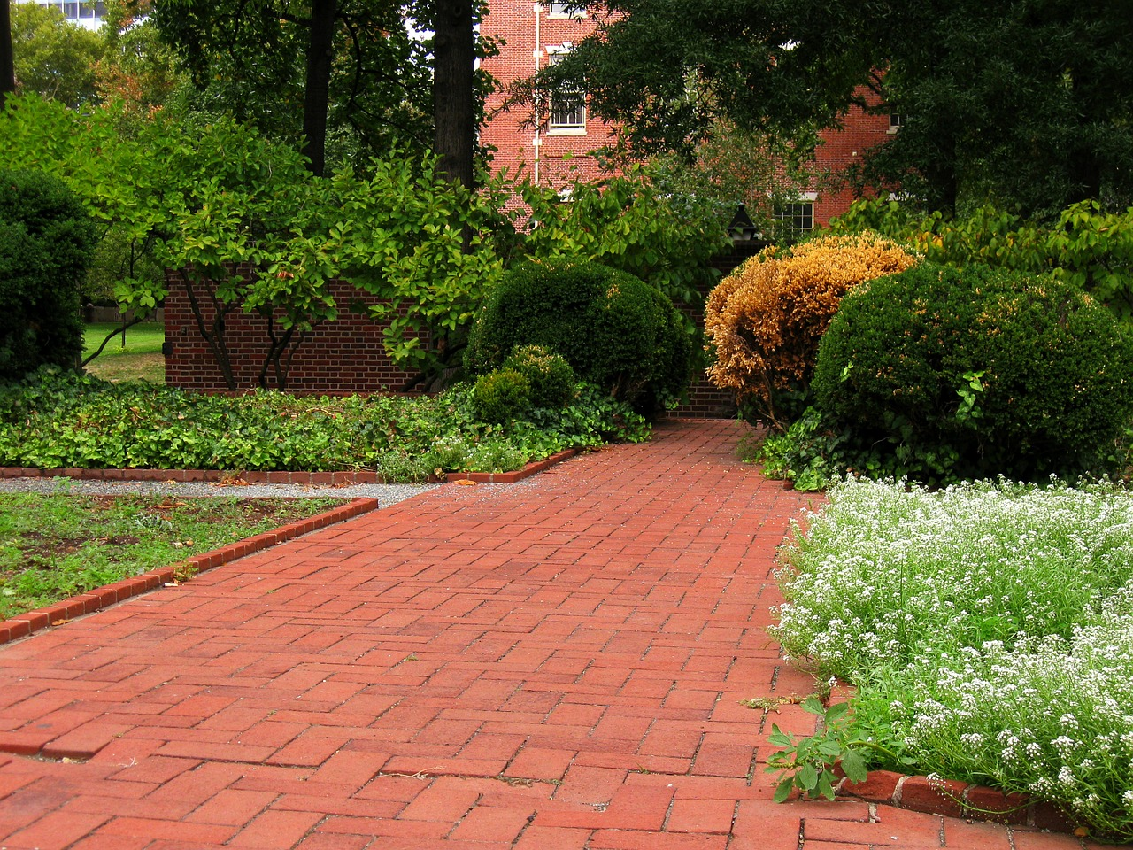 clinker pathway bricks free photo