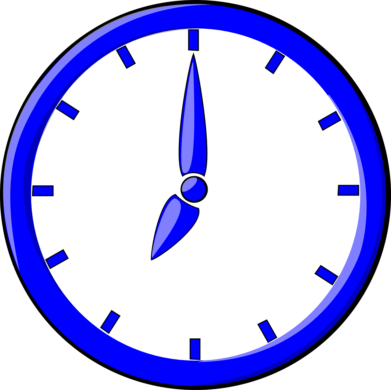 clock time timer free photo