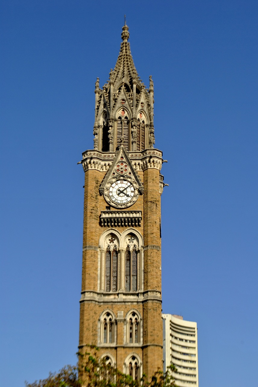 clock tower victorian indian free picture