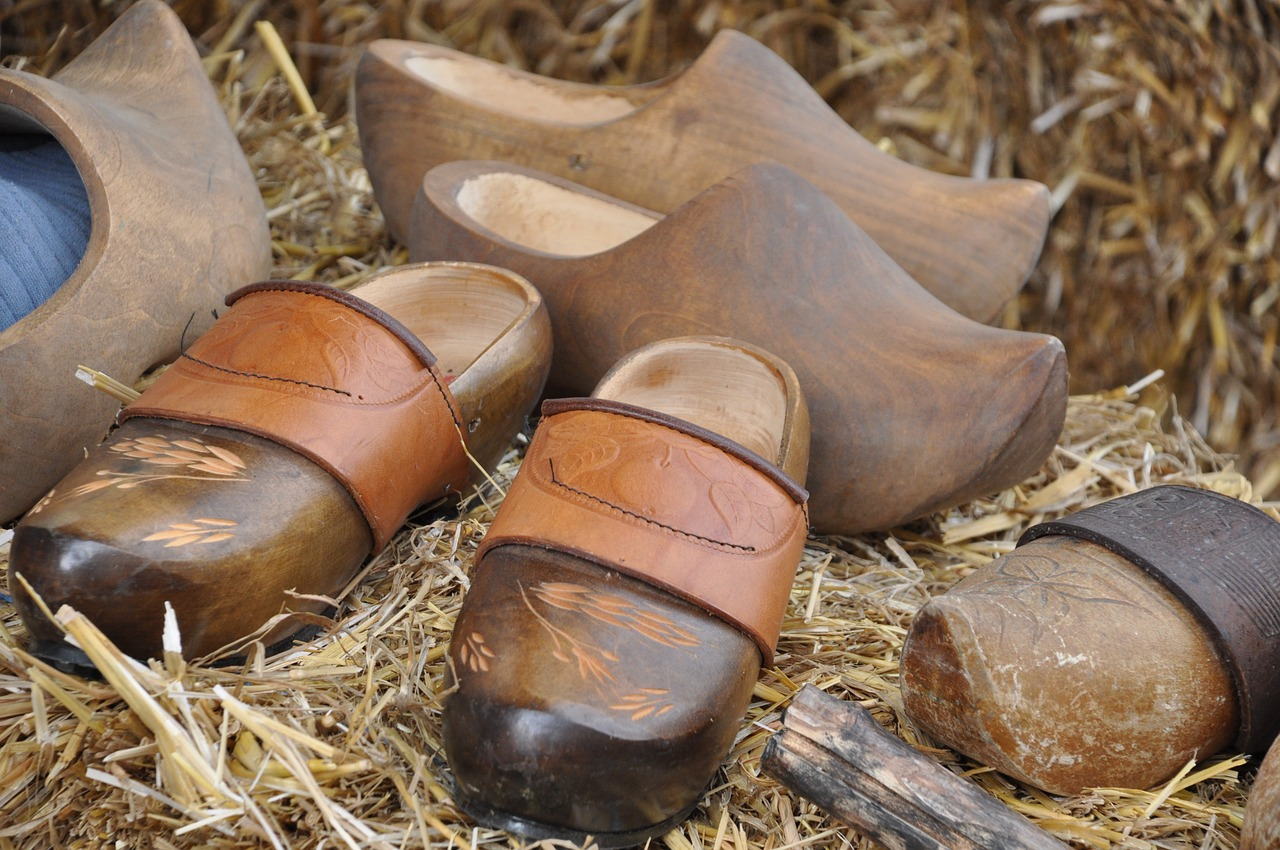 f514a0ce24c15 Clogs,wooden shoes,farm,kitchen,french - free photo from needpix.com