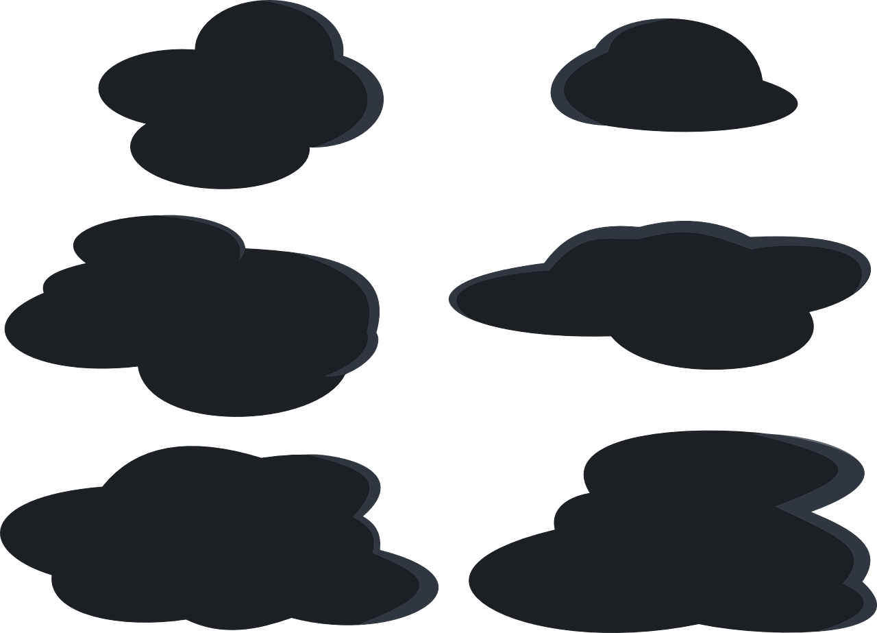 Cloud,dark,symbol,free vector graphics,free pictures - free