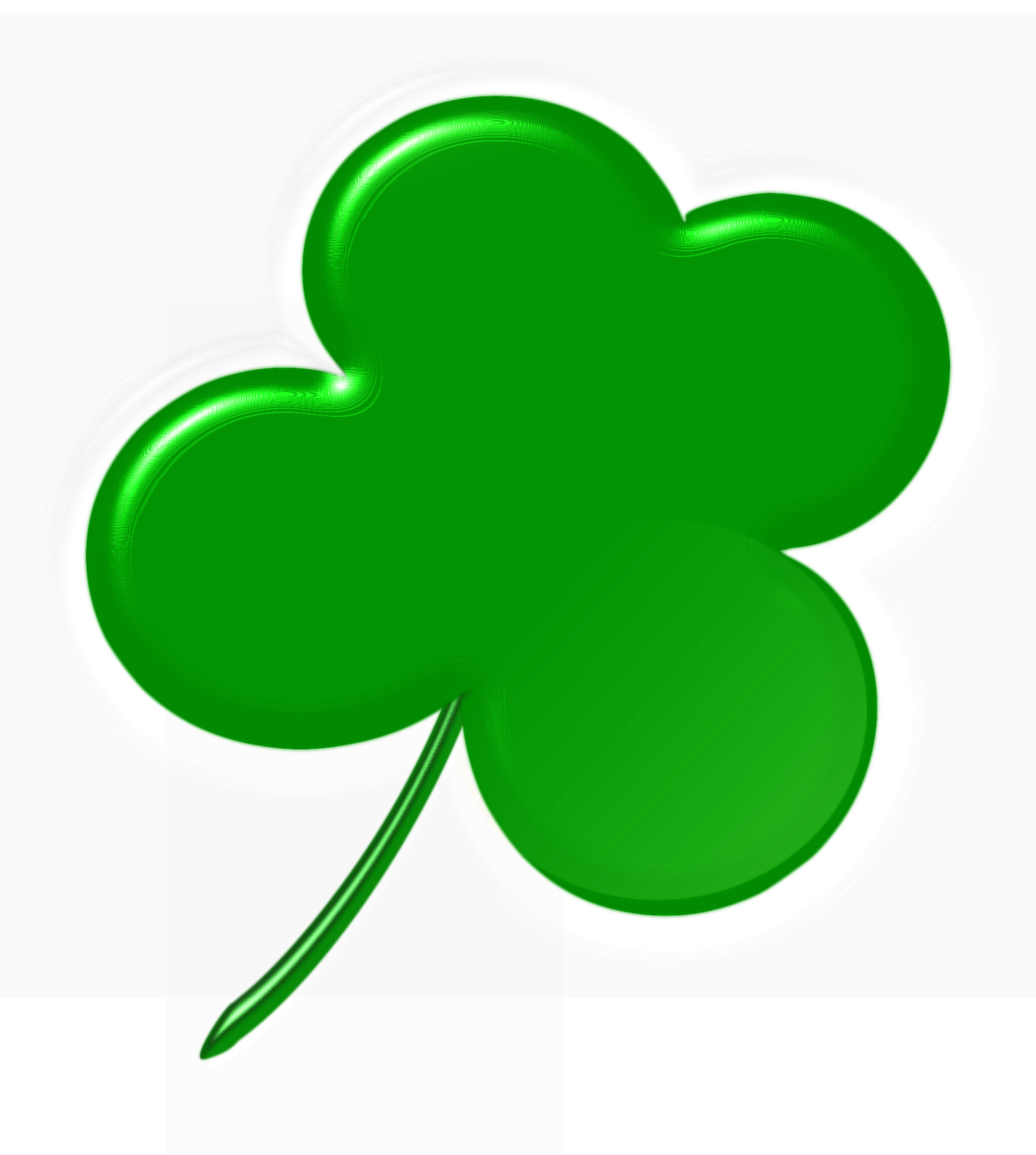 Clover Four Leaf Clover Shamrock Luck Irish Free Image From