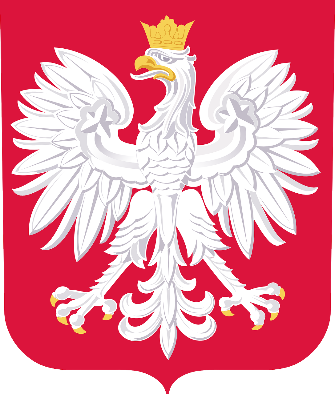 coat of arms national coat of arms poland free photo
