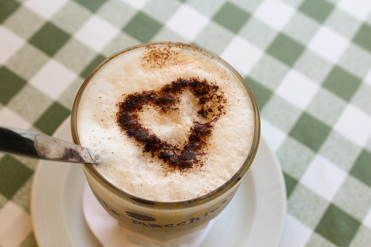 Лет, кофе с молоком картинки красивые