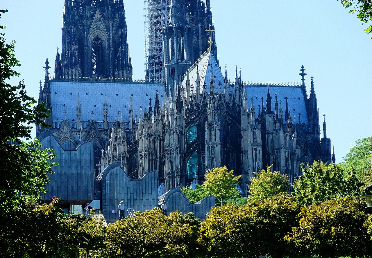 cologne dom gothic free photo