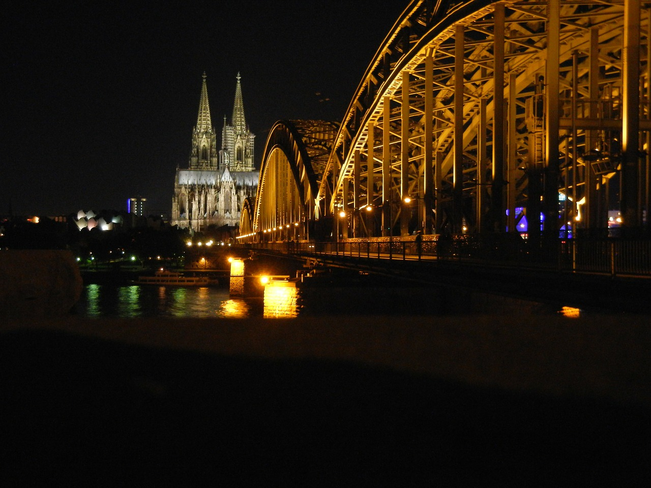 cologne dom deutzer free photo