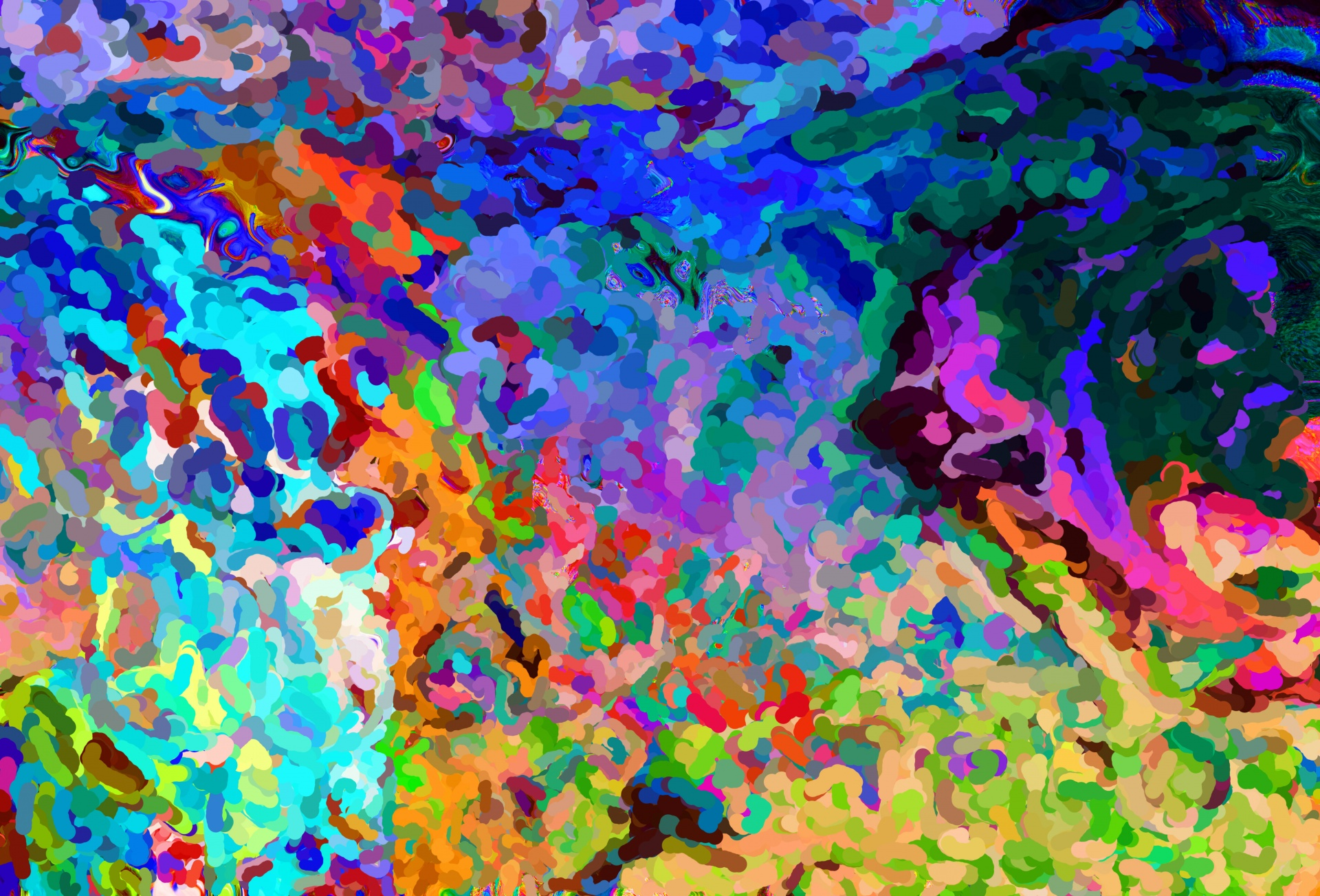 Background Wallpaper Abstract Colorful Artistic Free Image