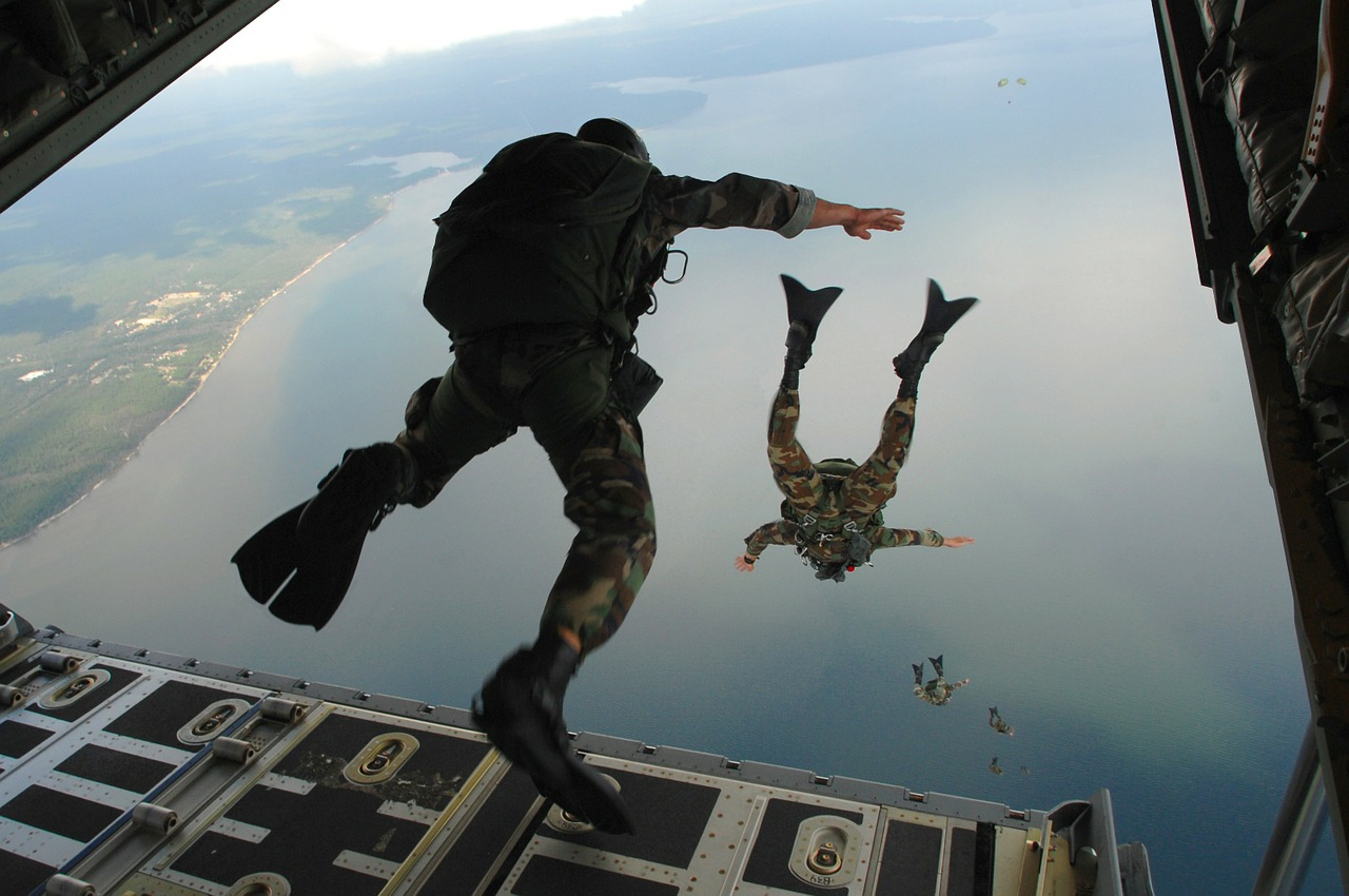combat diver special forces sonderkommando free photo
