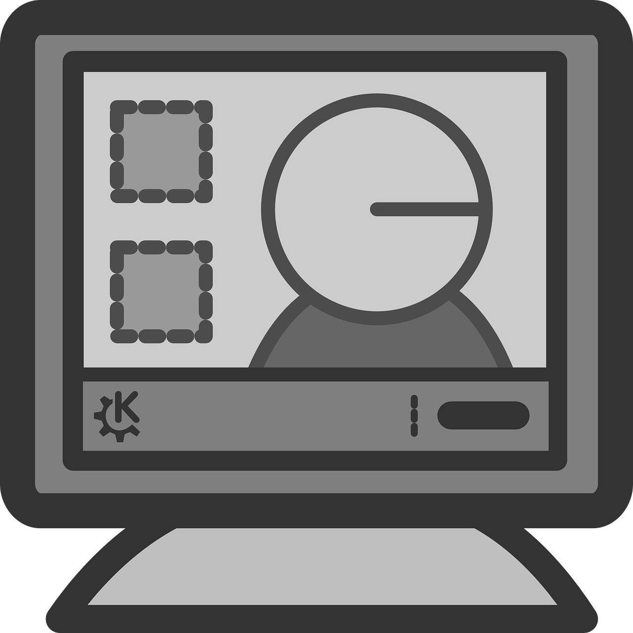 computer,screen,edit,icon,sign,symbol,free vector graphics,free pictures, free photos, free images, royalty free, free illustrations, public domain