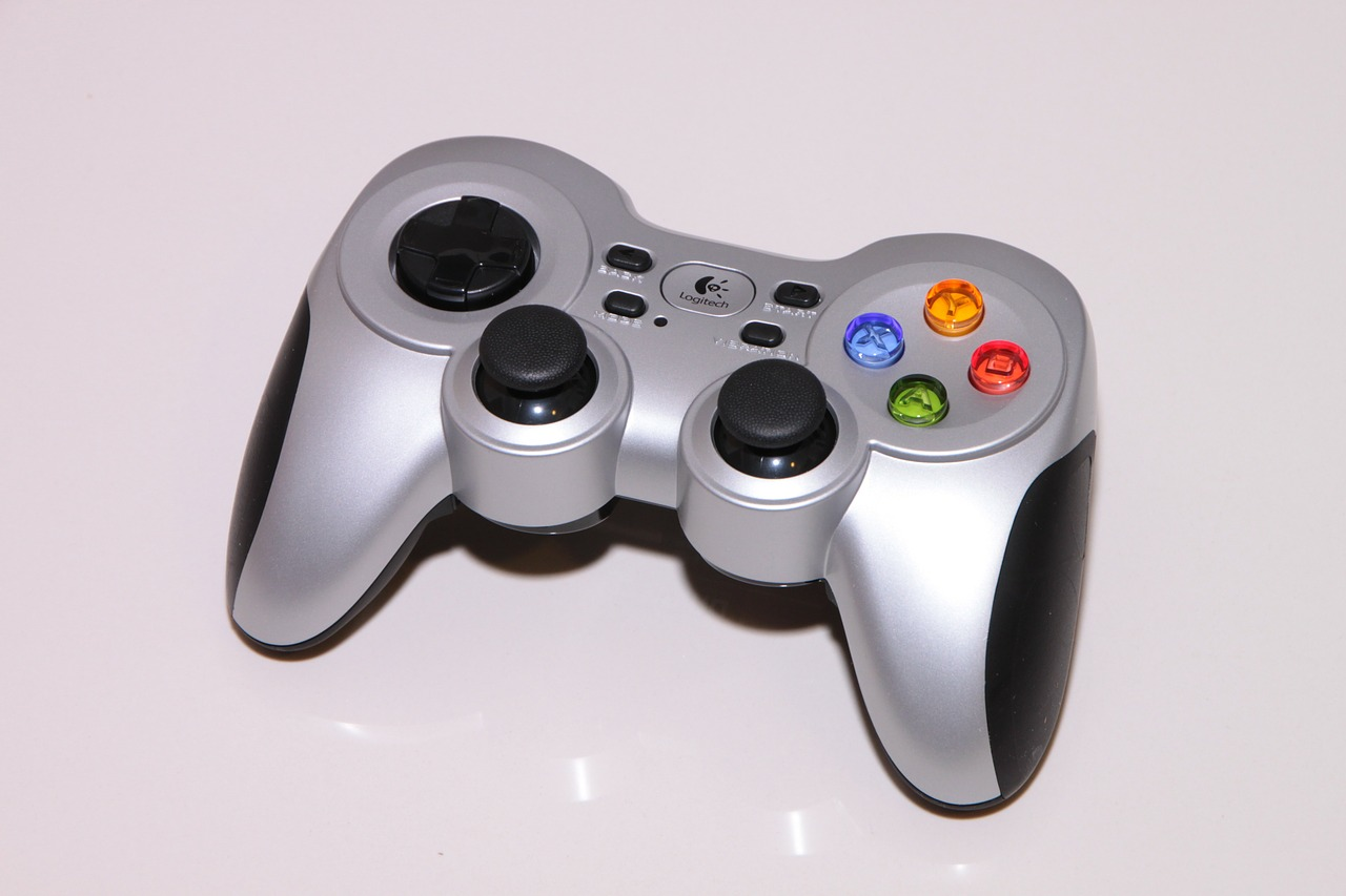 cordless f710 gamepad free photo