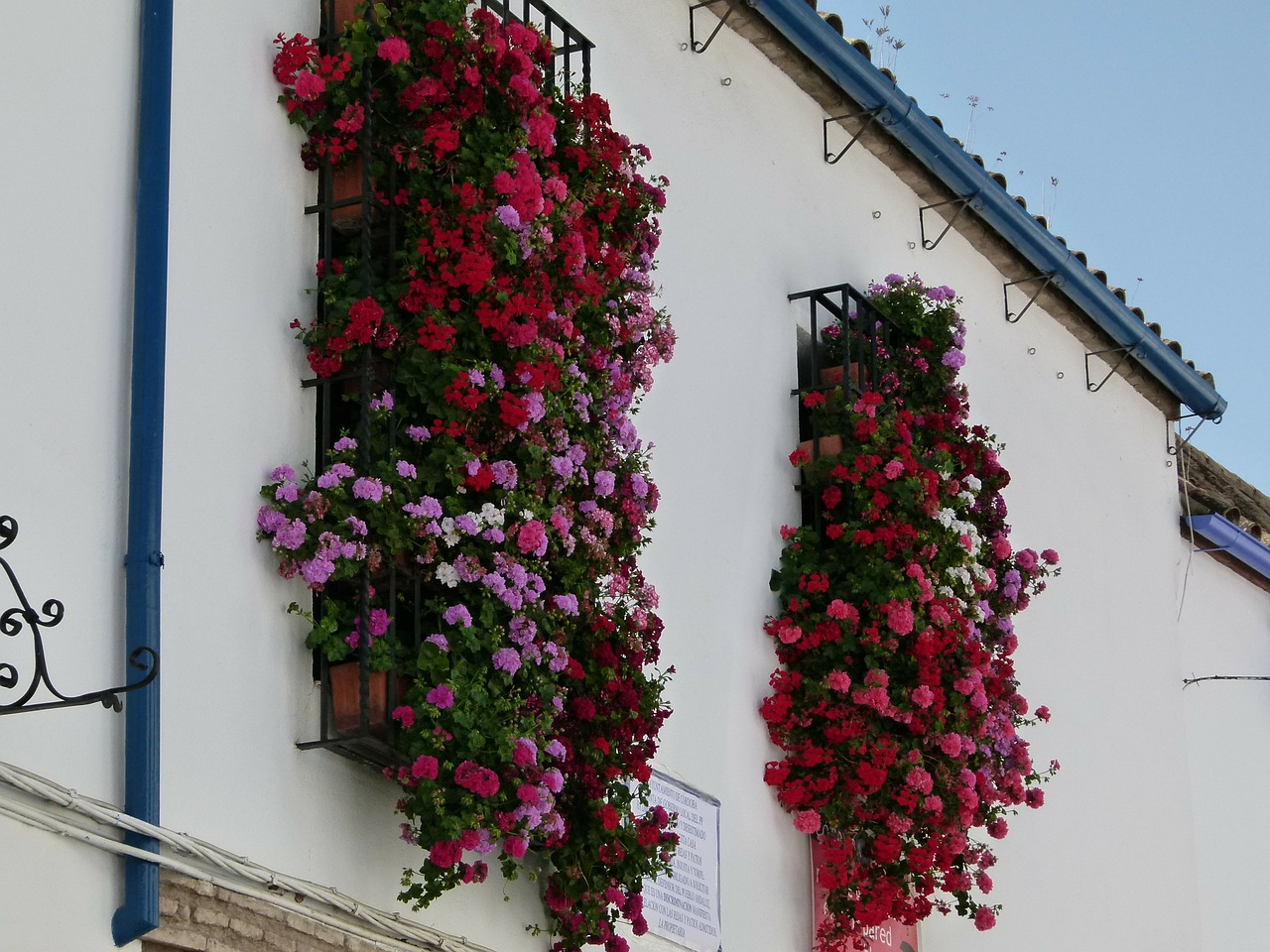 cordoba spain house free photo