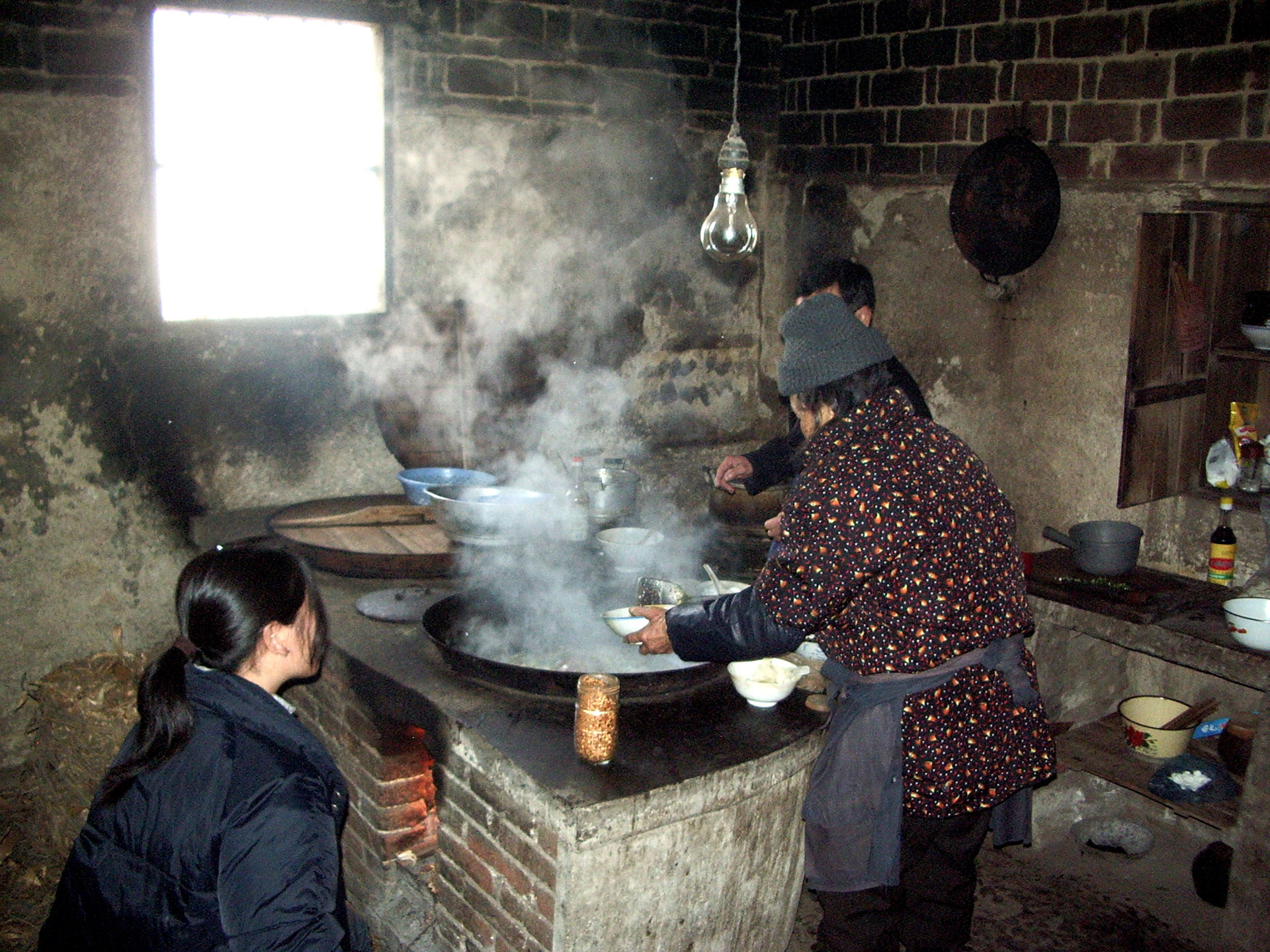Kitchen Rural Countryside Cook Cooking Free Photo From Needpix Com