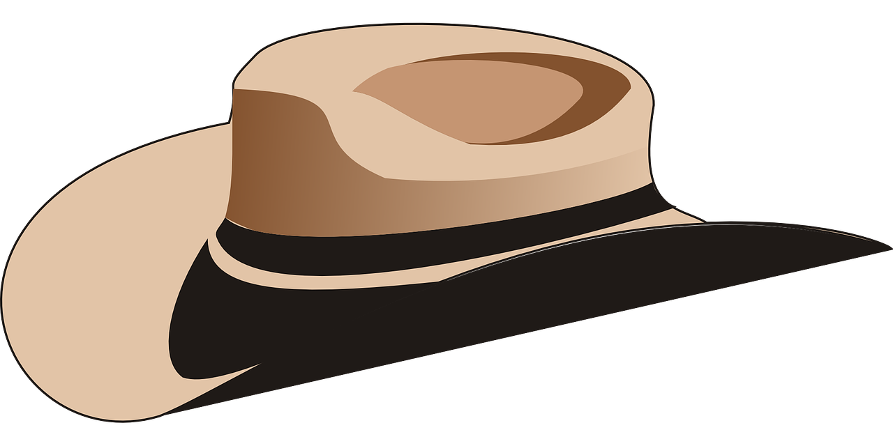 cowboy hat rancher free photo
