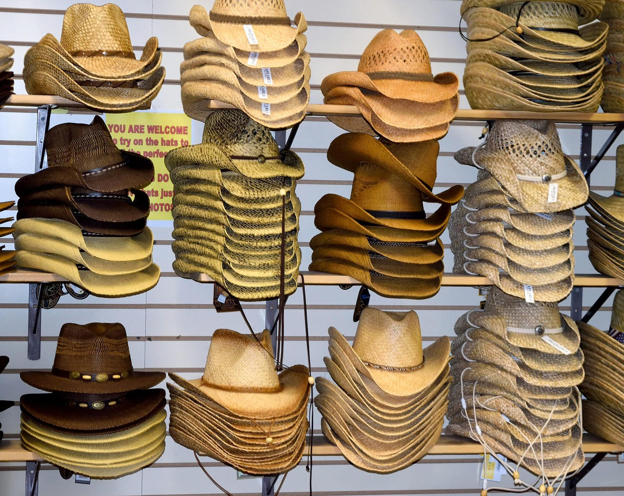 c3637af65f3 Cowboy hats