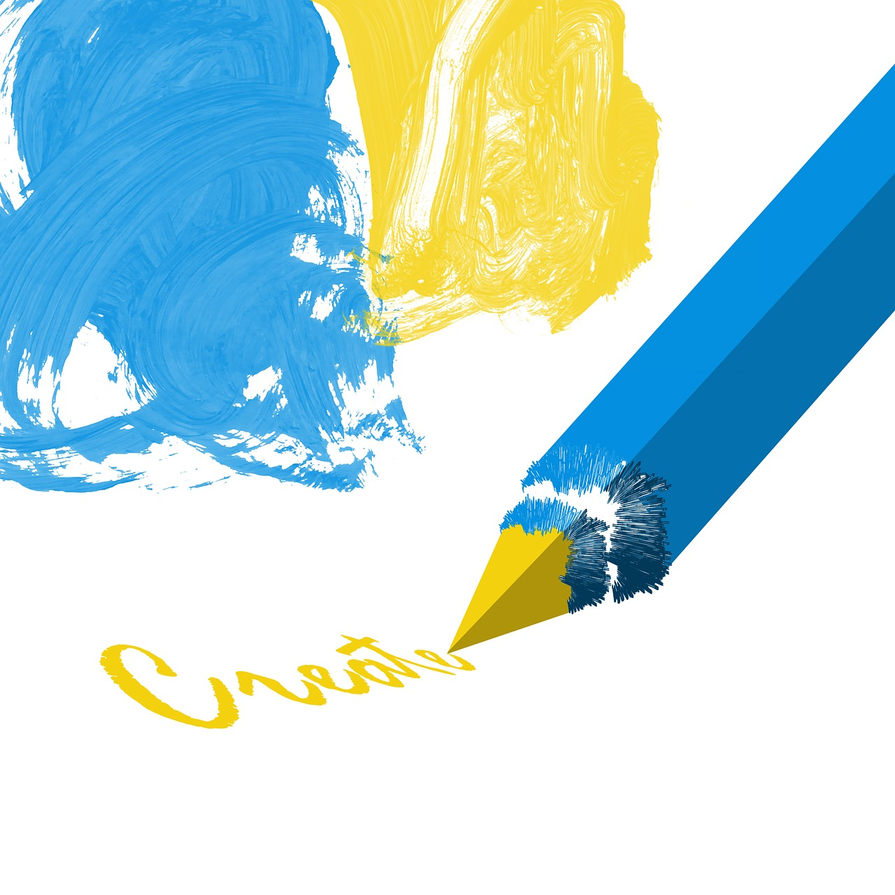 Create Creation Paint Free Picture