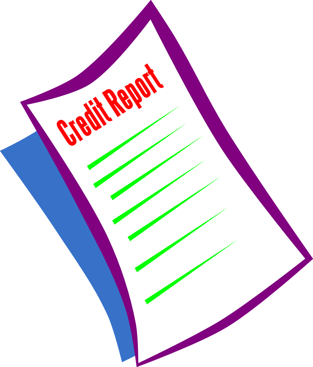 credit report score free photo