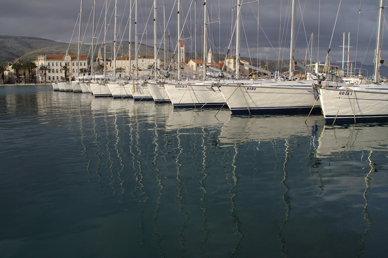 croatia dalmatia trogir free photo