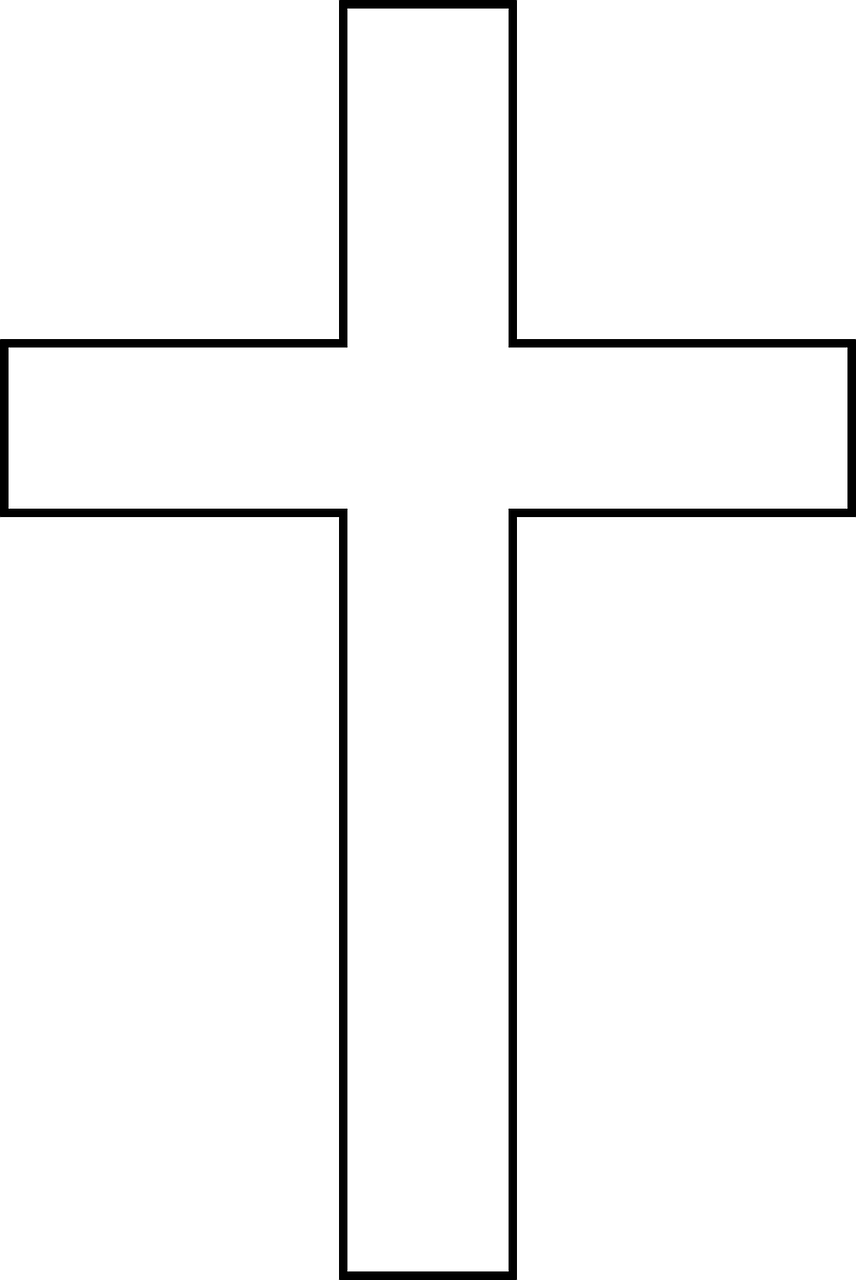 cross symbol religion free photo