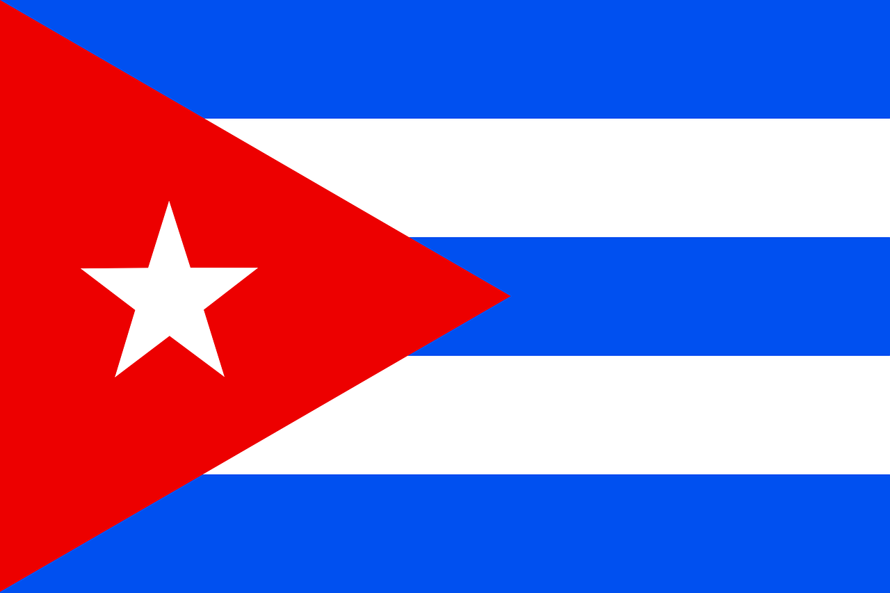 cuba flag cuban free photo