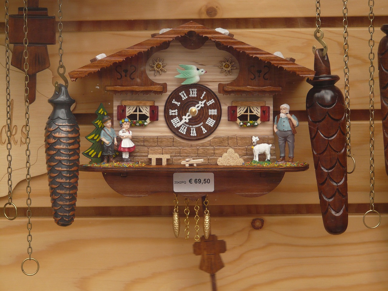 cuckoo clock black forest clock free photo