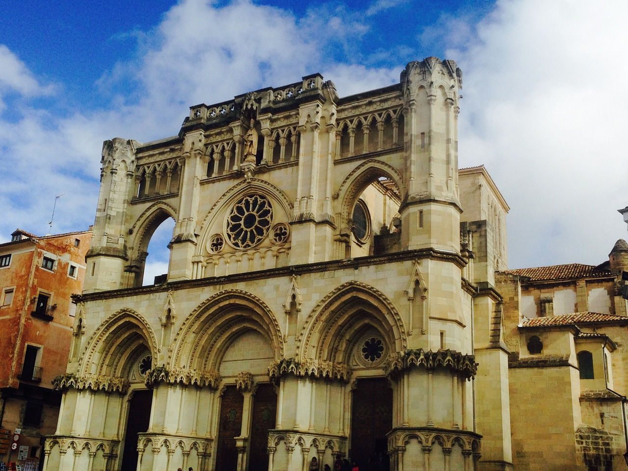 cuenca spain cathedral free photo