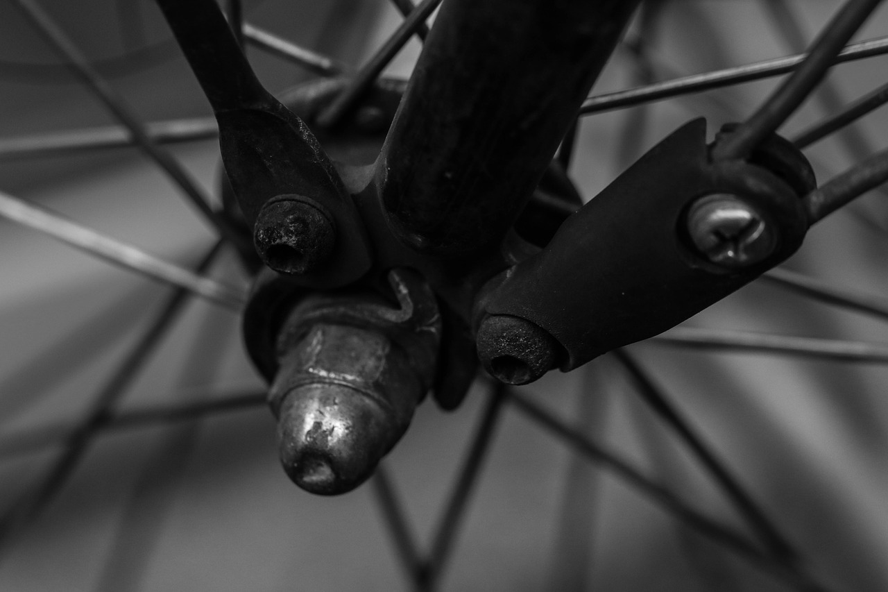 cycle part wheel bicycle free photo