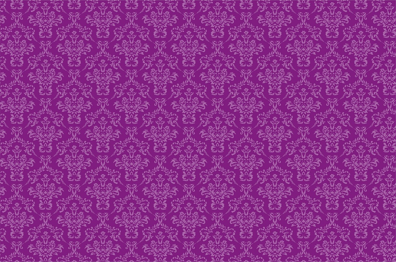 damask pattern background free photo