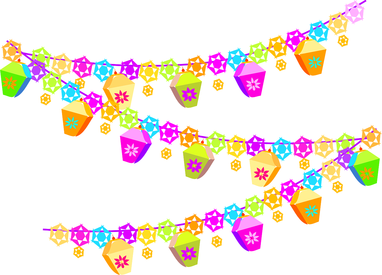 decorations birthday colorful free photo