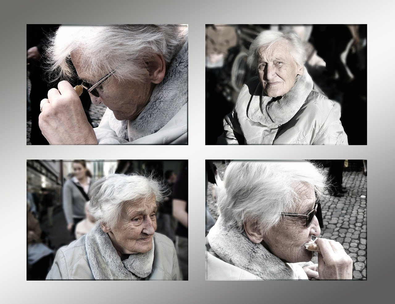 dependent dementia woman free photo