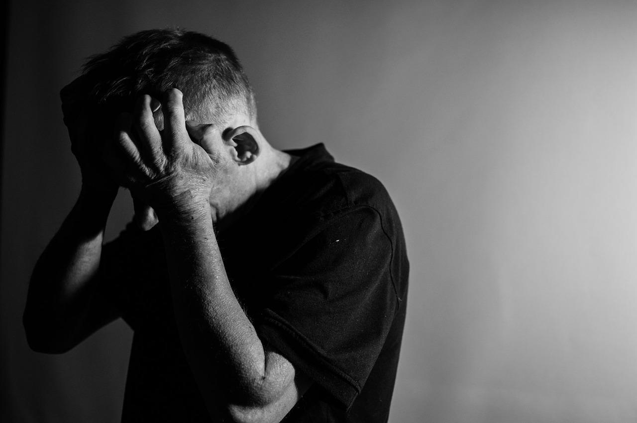 Depression,man,anger,sadness,jittery - free image from needpix.com
