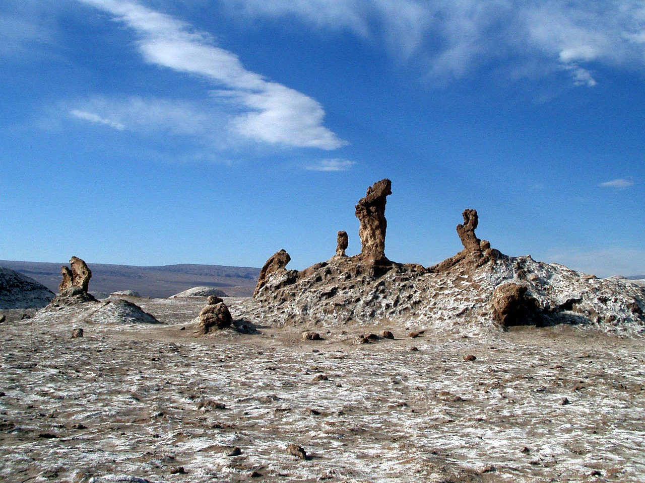 desert atacama desert chile free photo
