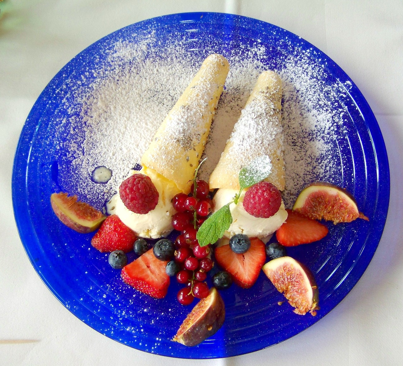 dessert fruity food free photo
