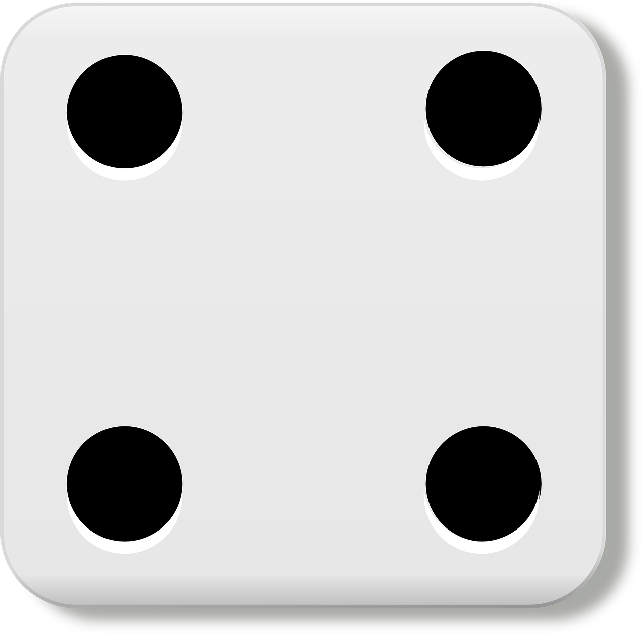 dice,four,eyes,gamble,luck,chance,free vector graphics,free pictures, free photos, free images, royalty free, free illustrations, public domain
