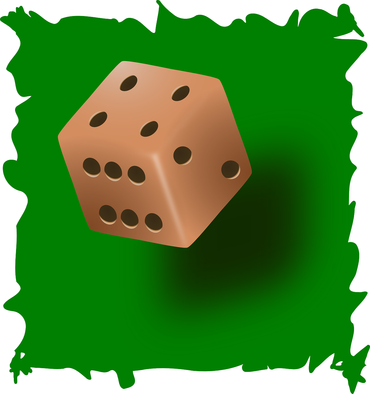 dice roll game free photo