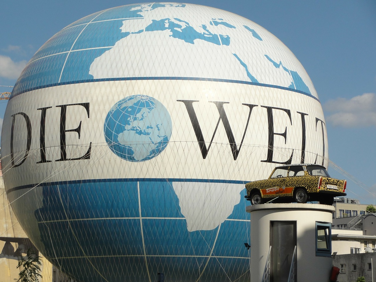die welt berlin germany free photo