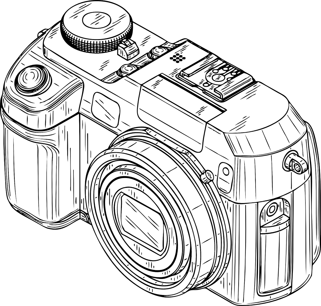 digital camera photography free photo
