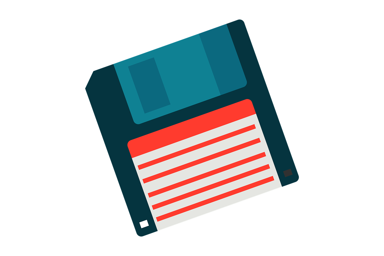 disk  floppy  storage free photo