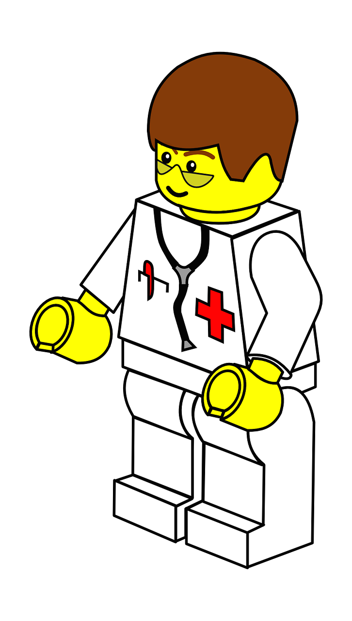 doctor,man,lego,toy,male,free vector graphics,free pictures, free photos, free images, royalty free, free illustrations, public domain