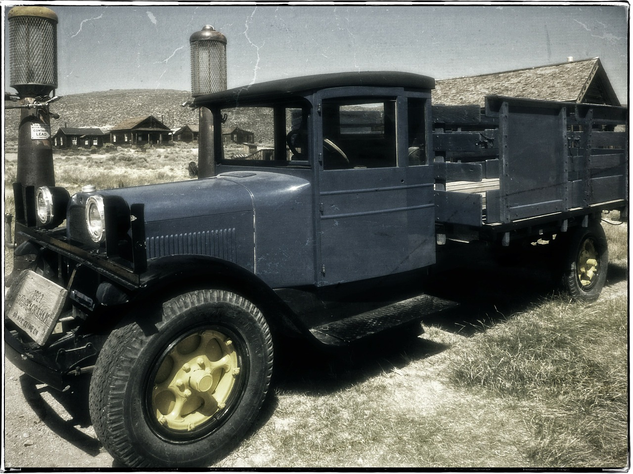 dodge graham truck automobile old free photo