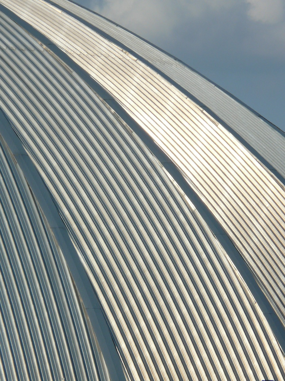 dome domed roof metal free photo