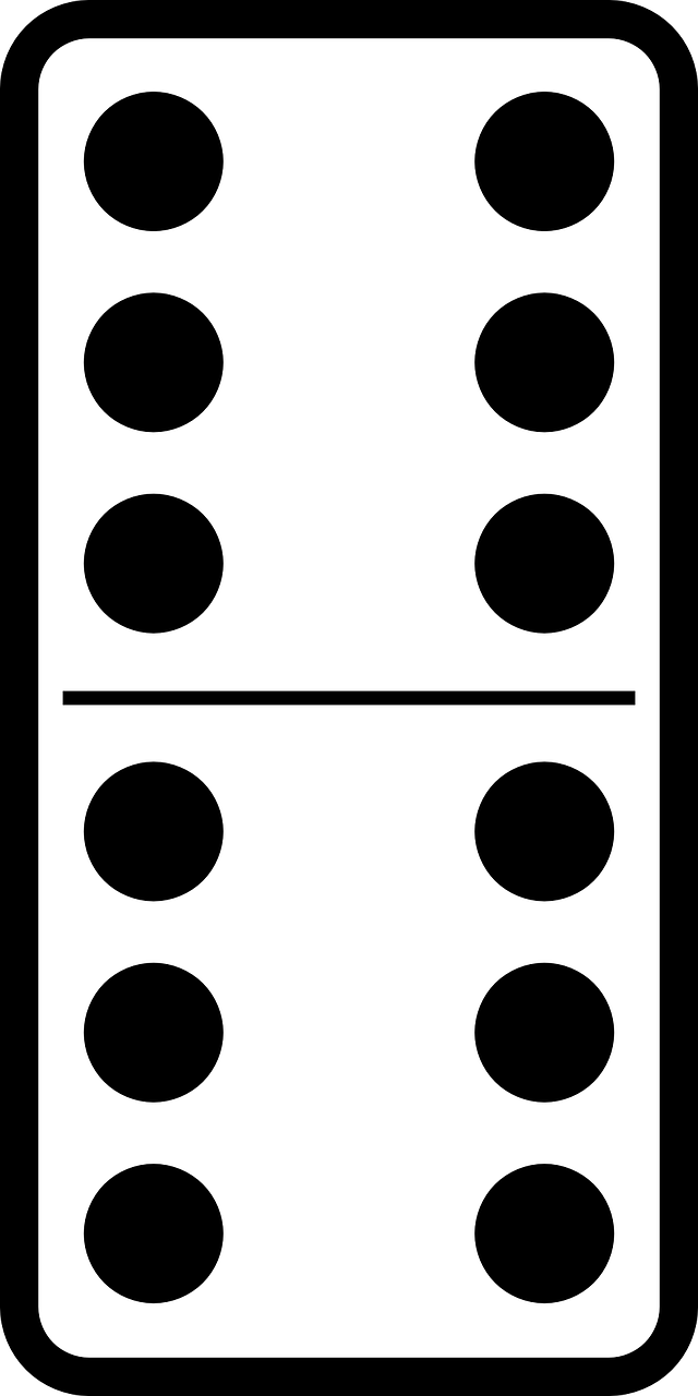 domino dominoes game free photo