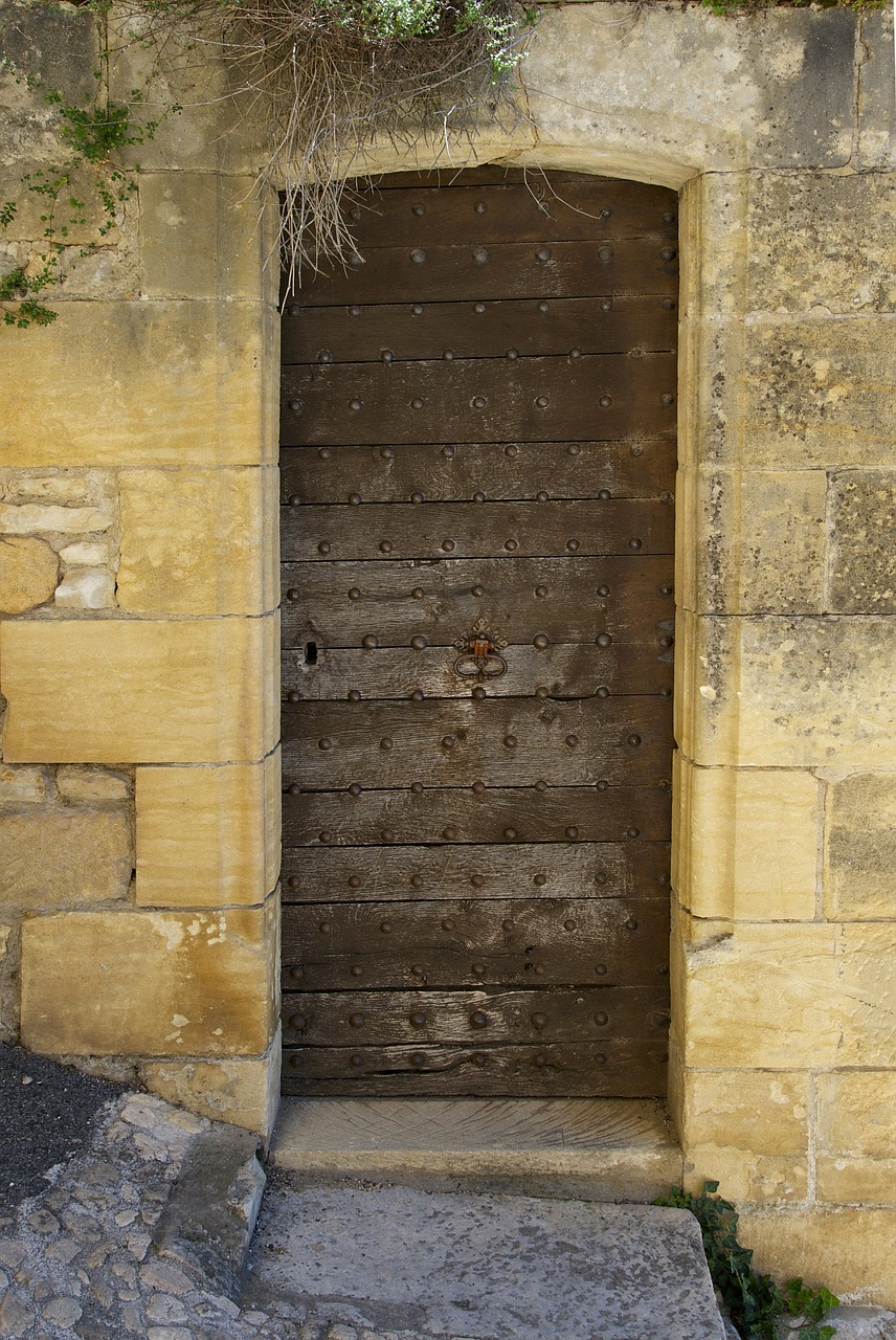 dordogne france door free photo