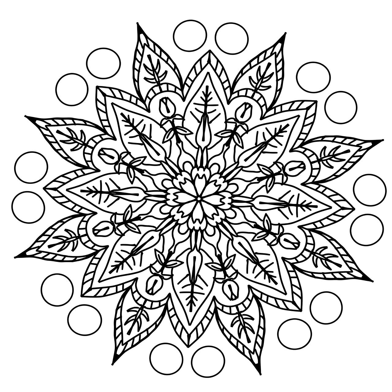 Drawing pencil pattern free picture