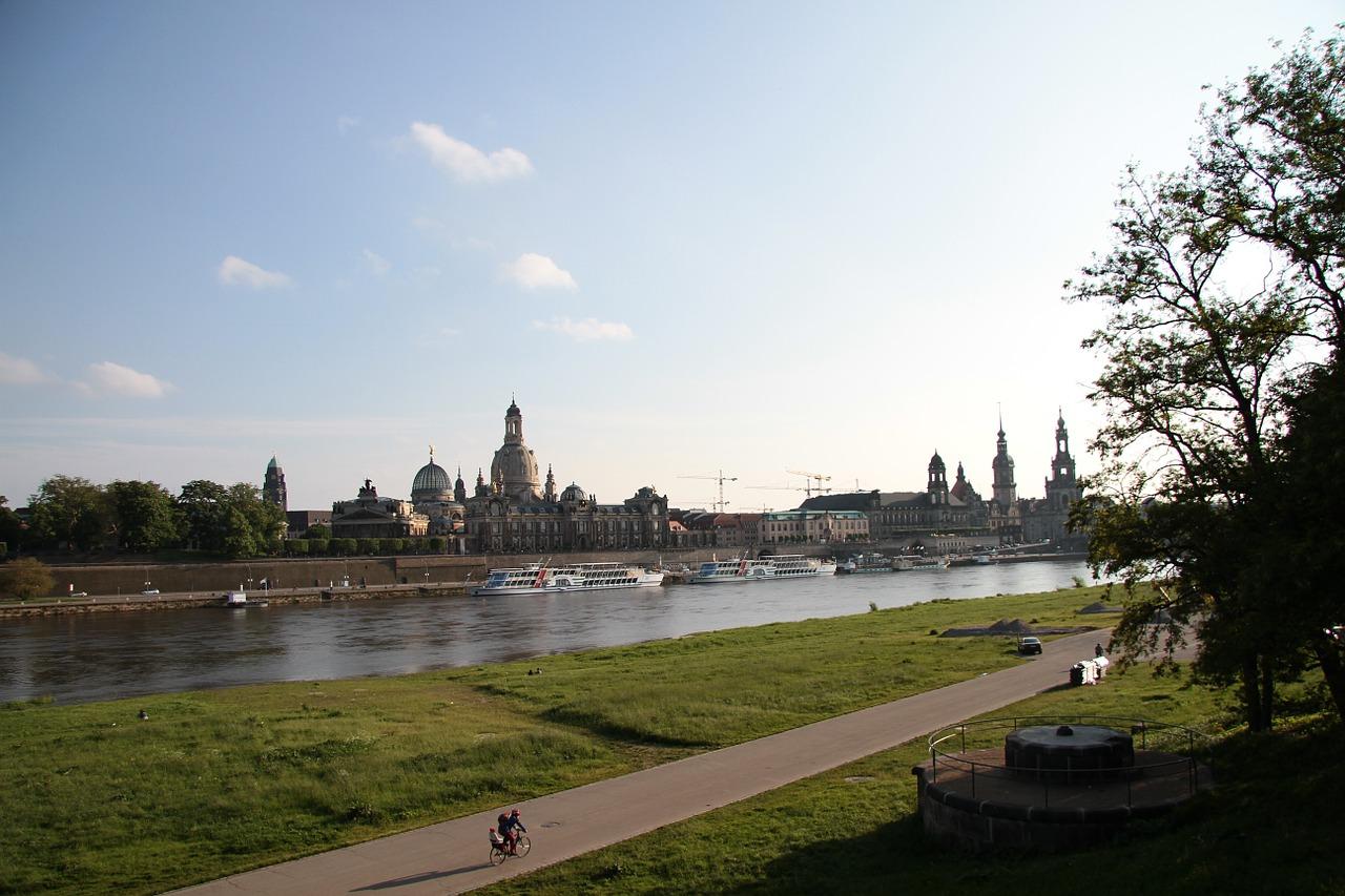 Faszinierend Skyline Dresden Beste Wahl City