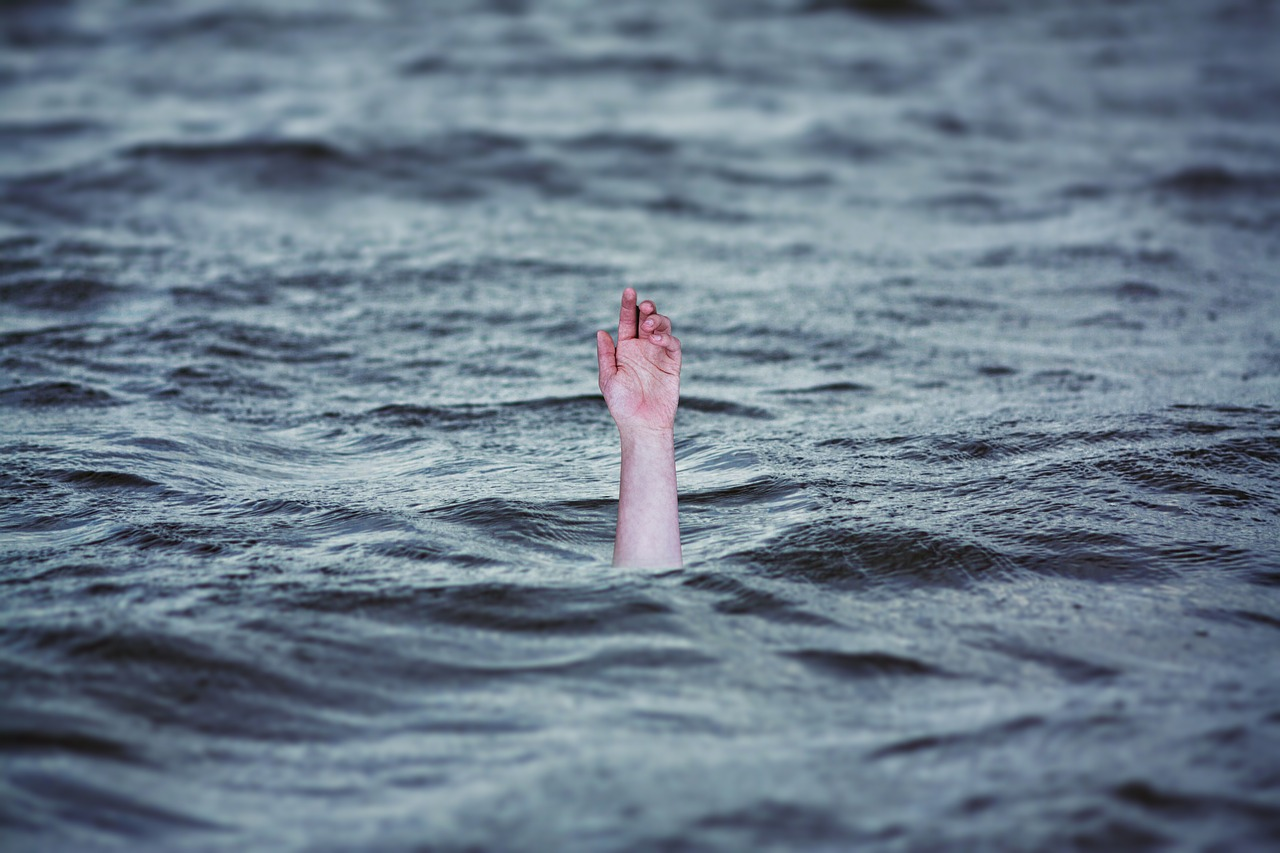 Download free photo of Drowning,ocean,emergency,safety,water - from needpix.com